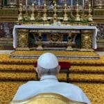 Pope Francis Discharged from Hospital today, the Feast Day of San Camillo De Lellis